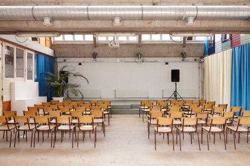 Zaal/presentatieruimte huren Vechtclub XL - Foto: Patrick Stoop