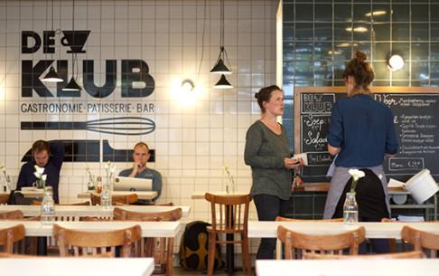De Klub, foto door Jet van Zwieten