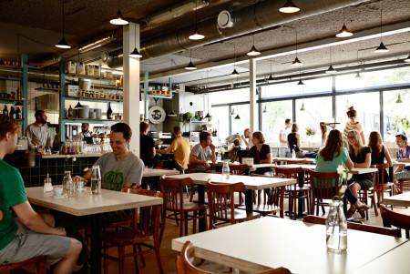De Klub Restaurant in Vechtclub XL