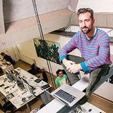 Studio Huren in Utrecht als creative ondernemer in Vechtclub XL