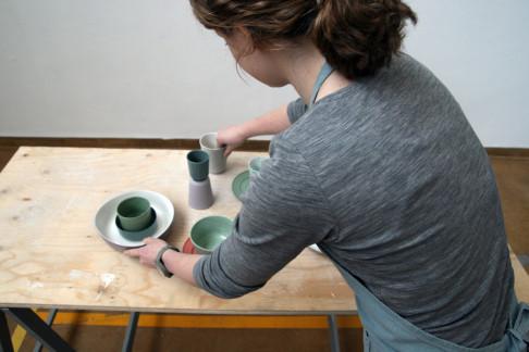 Studio Ineke van der Werff_portret