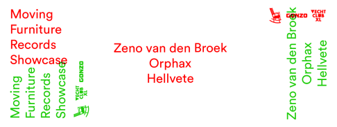 Moving Furniture - Zeno van den Broek, Hellvete en Orphax