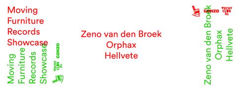 Moving Furniture - Zeno van den Broek, Hellvete en Orphax