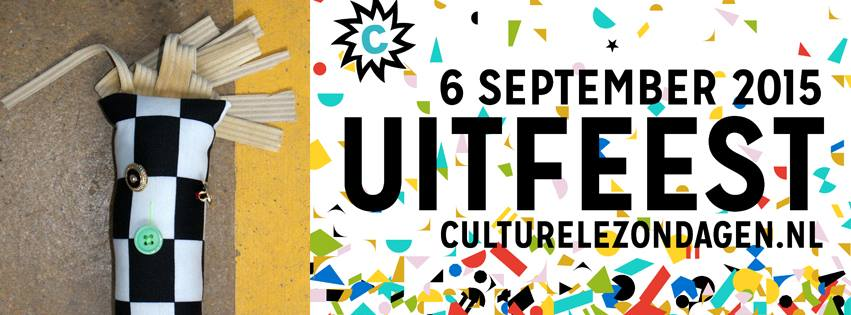 Zondag 6 september UITFEEST Vechtclub XL