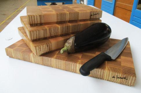 De.Schurk Verlijmde houten snijplank