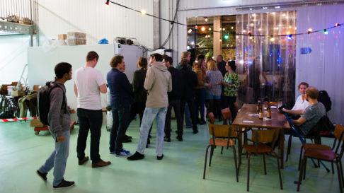 Opening Vershal Vechtclub XL, foto Tom Janssen