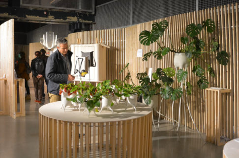 Foto expositie ontwerp Dutch Design Week - Momentum