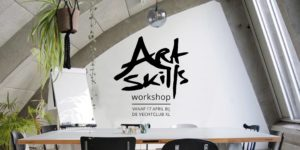 Artskills - tekenworkshop - Utrecht