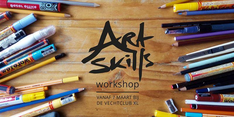 ArtSkills Workshop - Studio Zoveel - Vechtclub XL