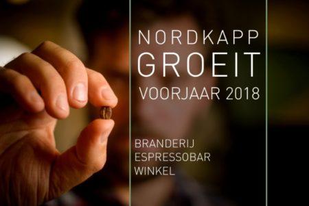 Nordkapp groeit - Espressobar Utrecht