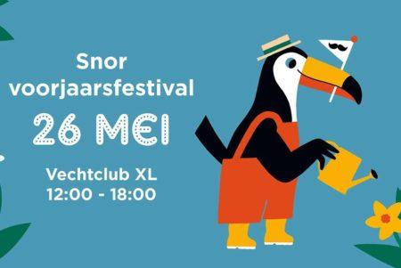 Snorfestival bij Vechtclub XL